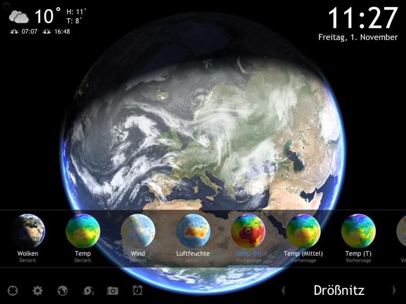 Die besten iPad-Apps - Living Earth