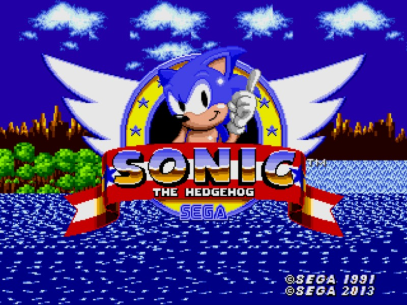 Die besten iPad-Apps - Sonic the Hedgehog