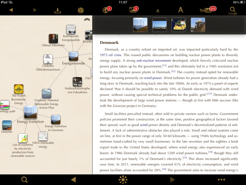 Die besten iPad-Apps - Die besten iPad-Apps - Wikilinks Wikipedia Reader
