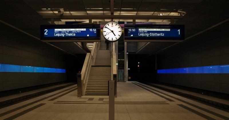 City-Tunnel Leipzig - Bayerischer Bahnhof