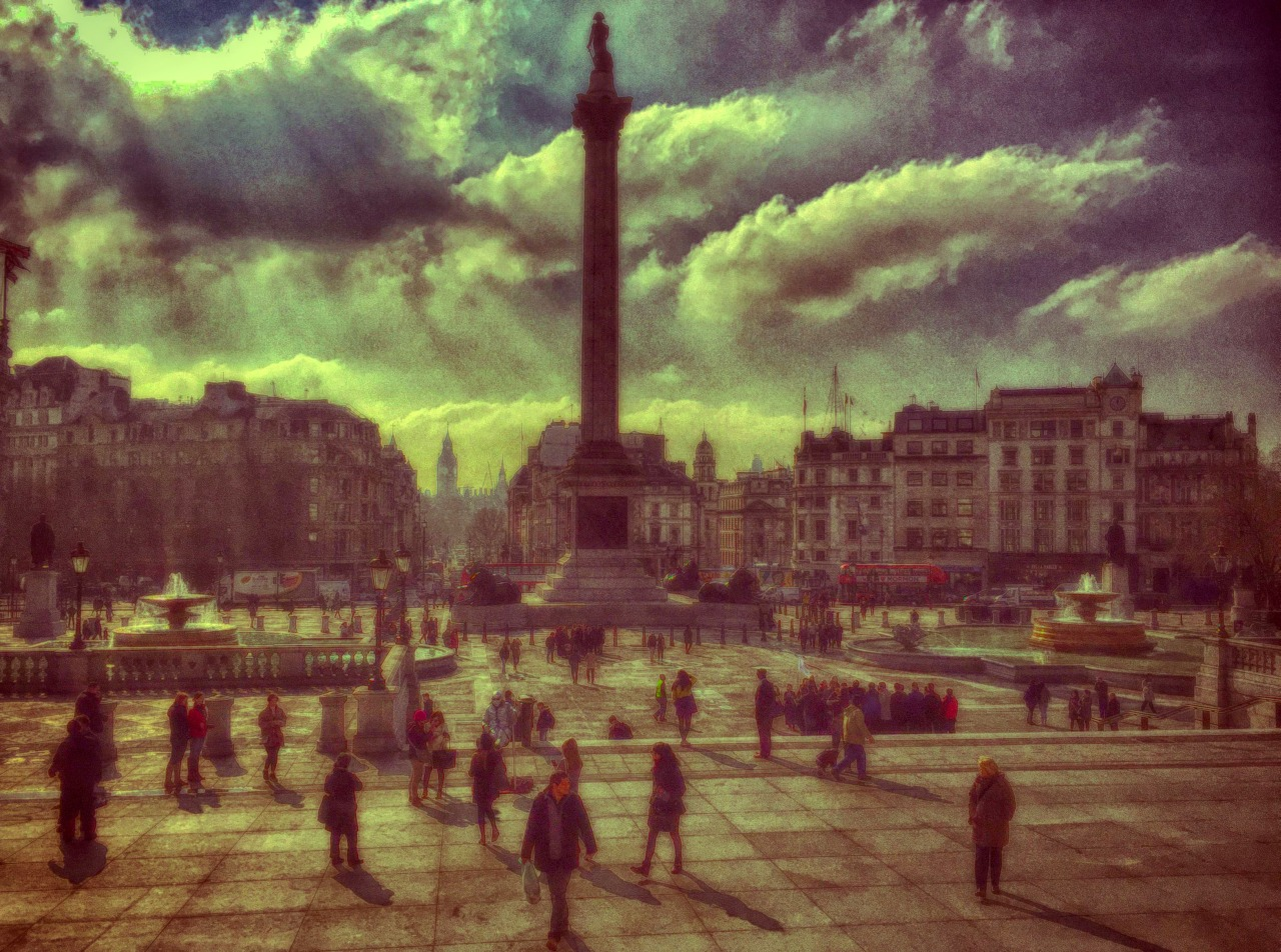 London,Trafalgar Square Copyright Martin Käßler