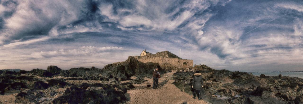 Saint Malo, Fort National