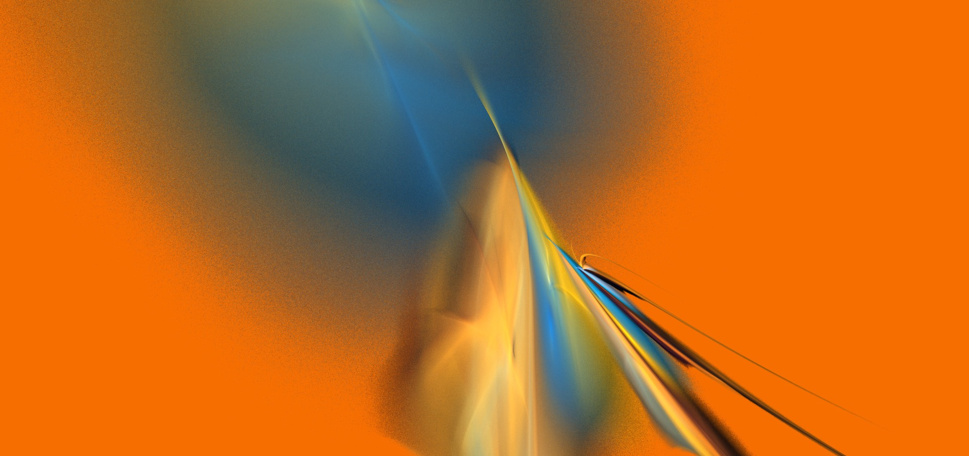 Fraktale Apophysis Agent Orange 1080p