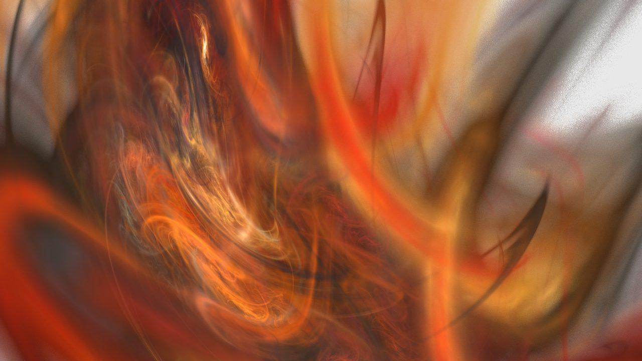 Fraktale Apophysis Fire 720p