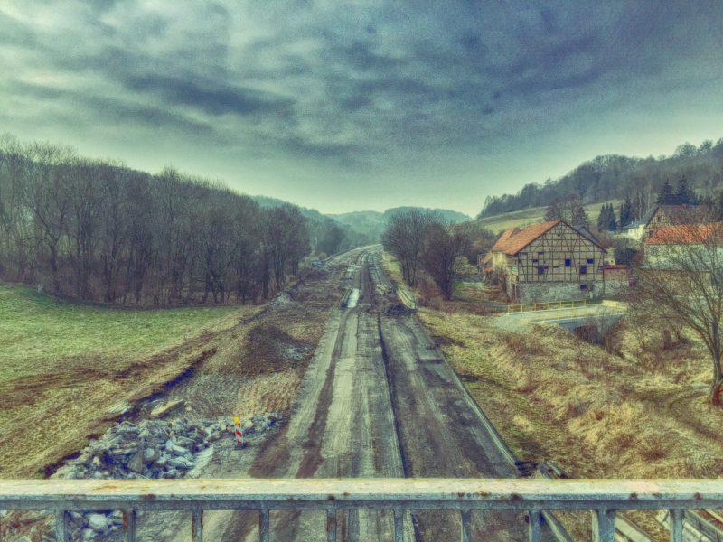 Alte Bundesautobahn A4