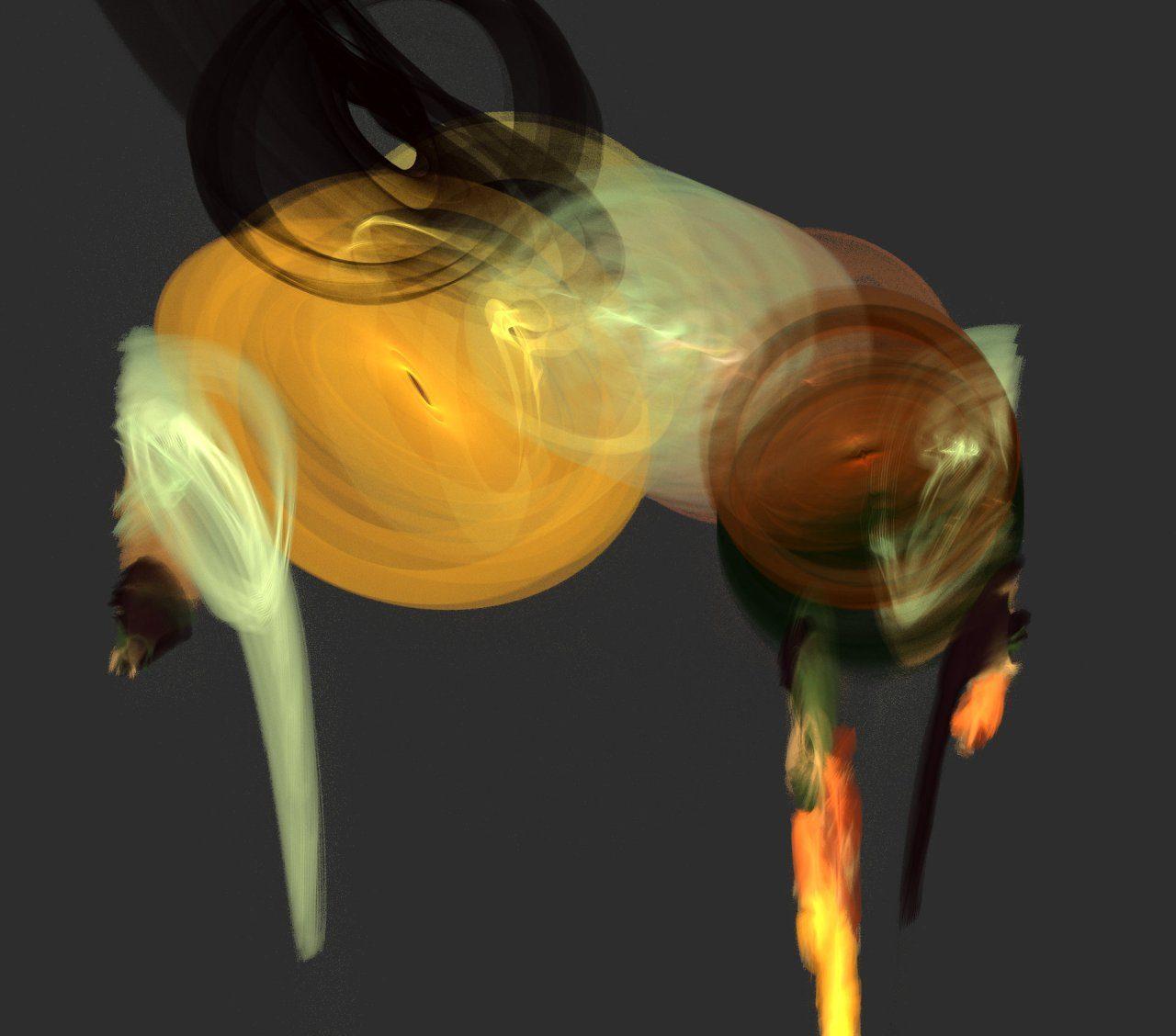Fractal bee