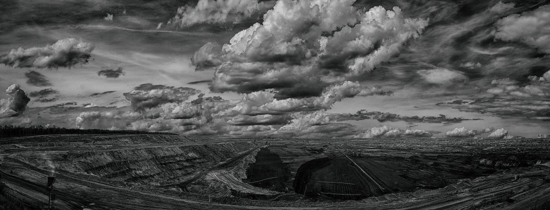 United Schleenhain coal mine