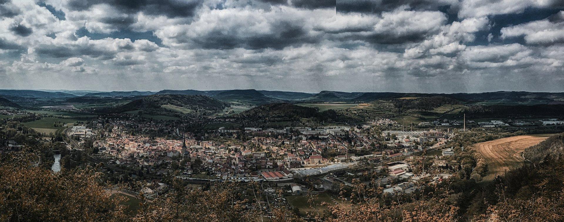 Dohlenstein, Leuchtenburg, Kahla