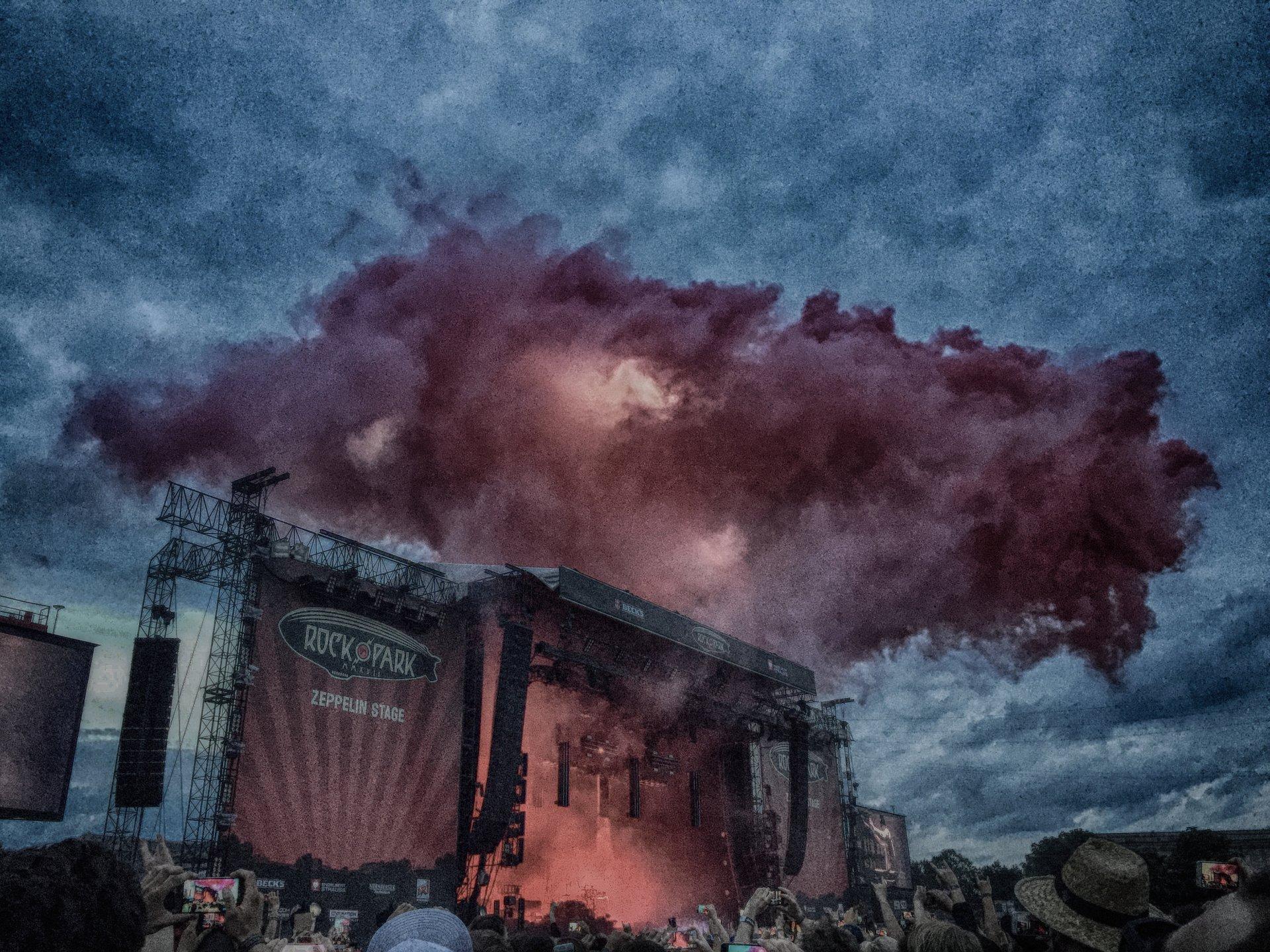 Rammstein, Rock im Park 2017