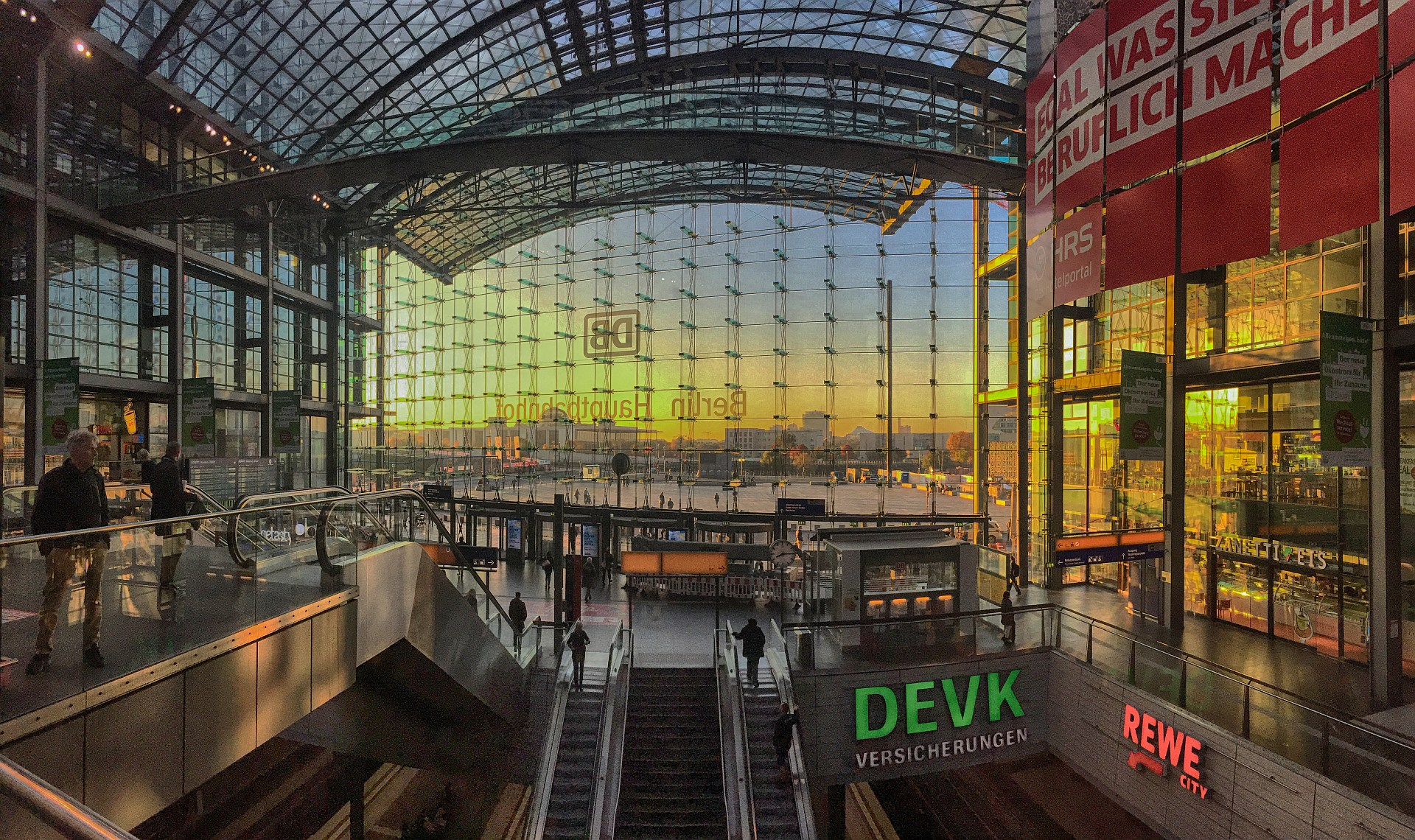 Main station, Berlin