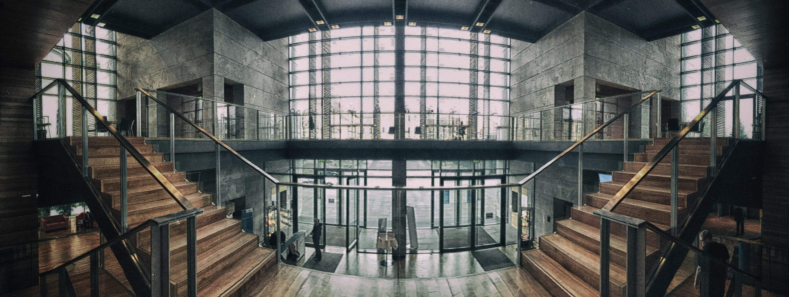 Weimarhalle Weimar Foyer