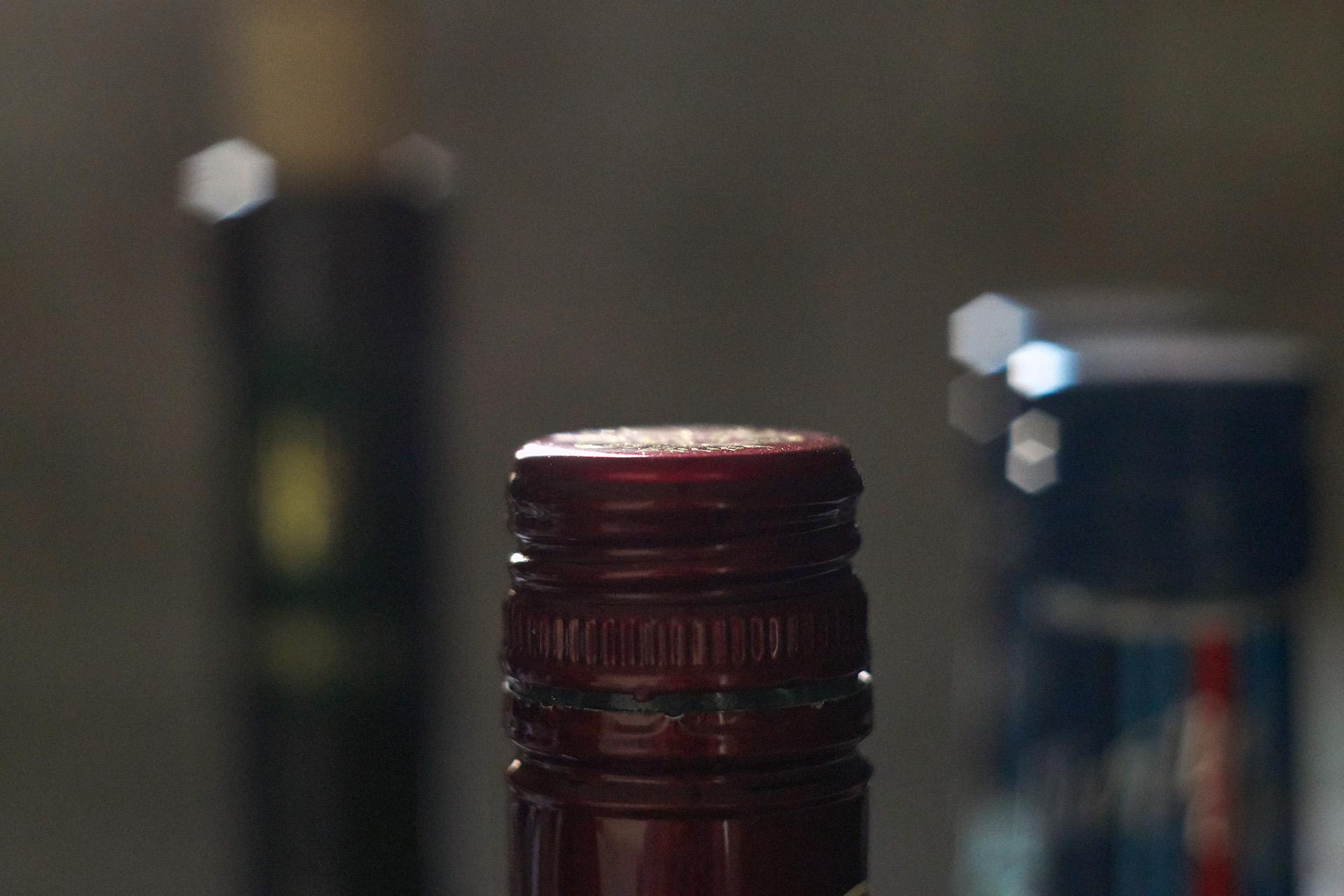 Flaschen, ISO3200, Blende 2, 1/160s Verschlusszeit