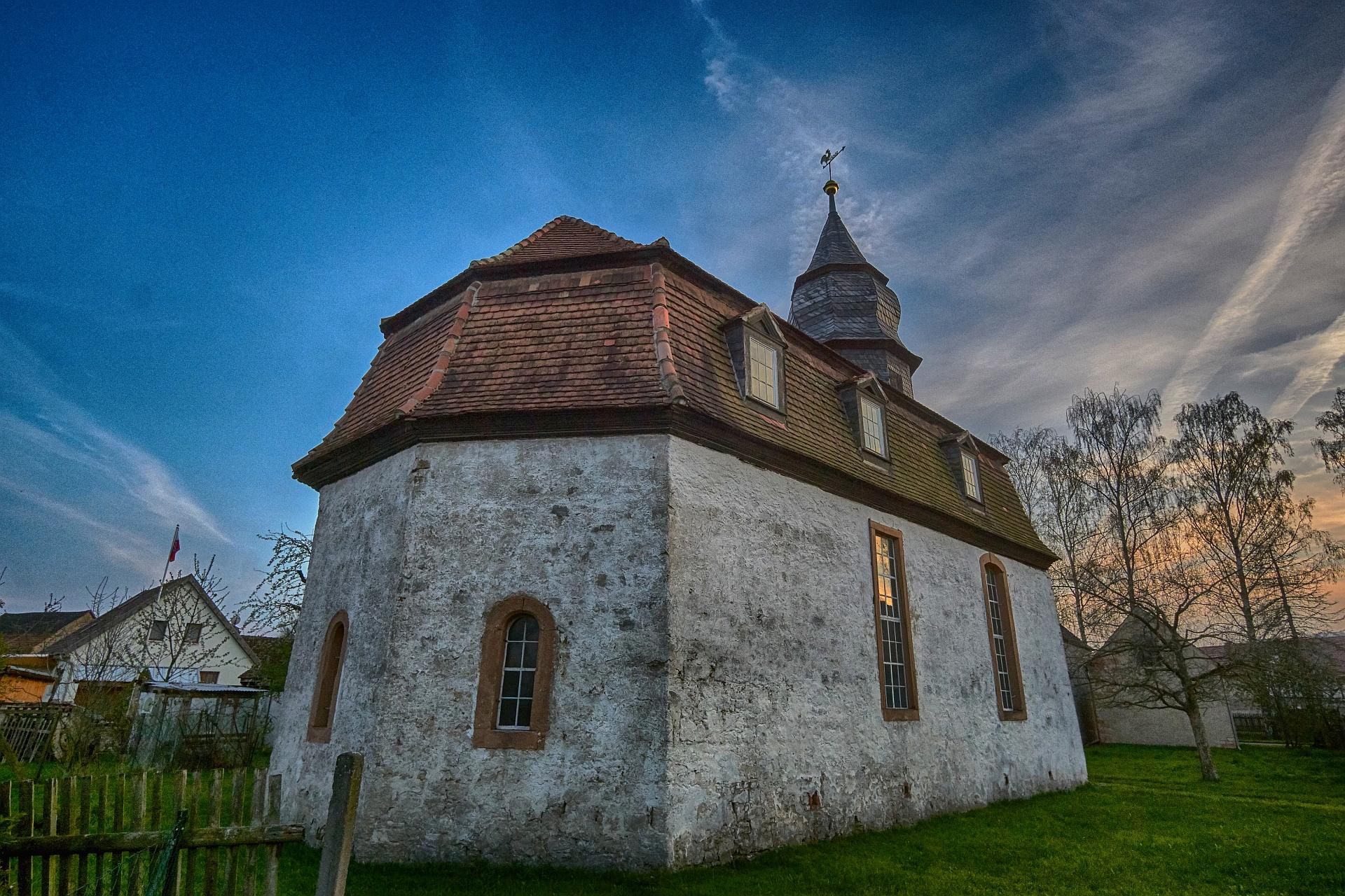 Kirche in Söllnitz