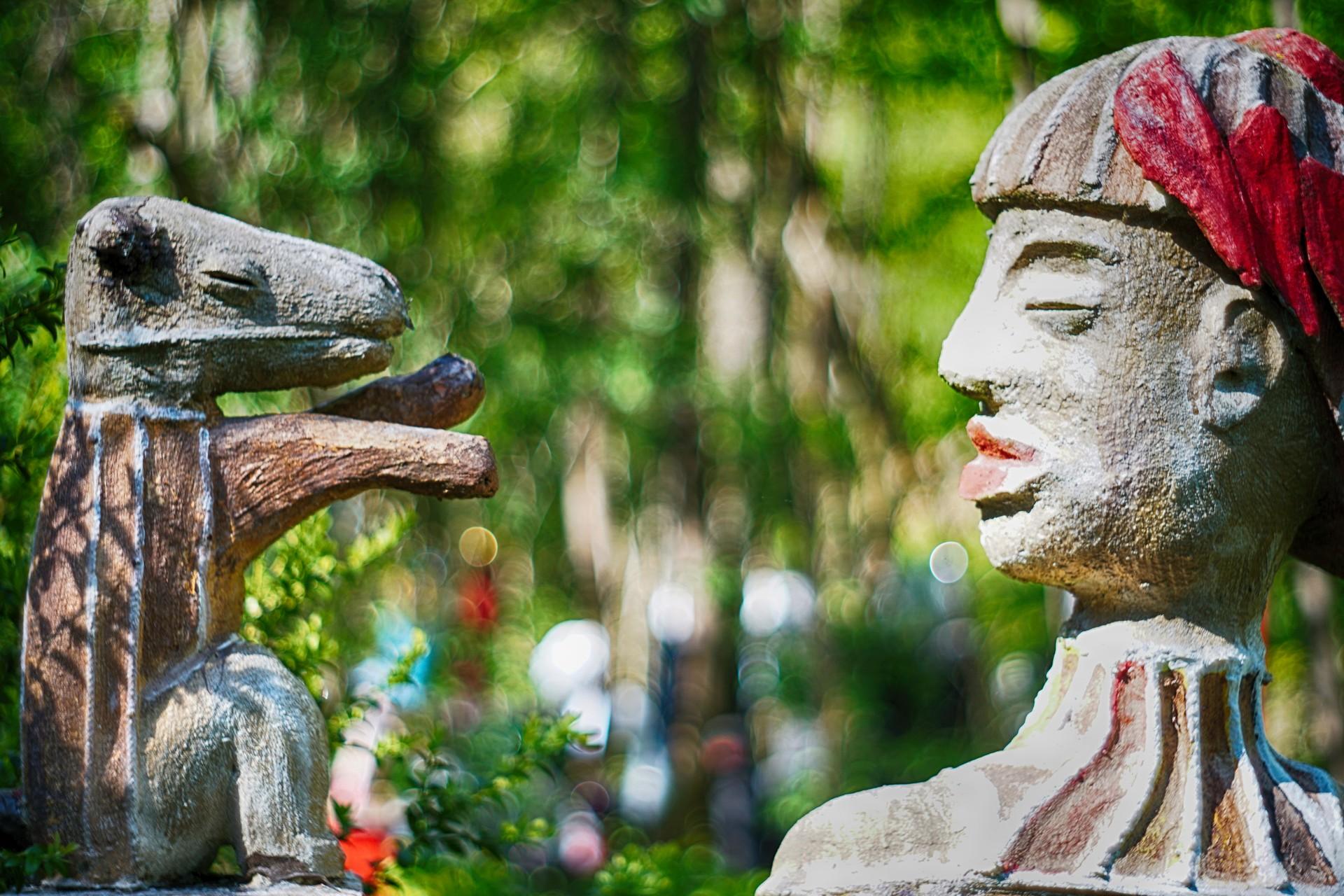 Garten der Stille - Plinz - Thüringen