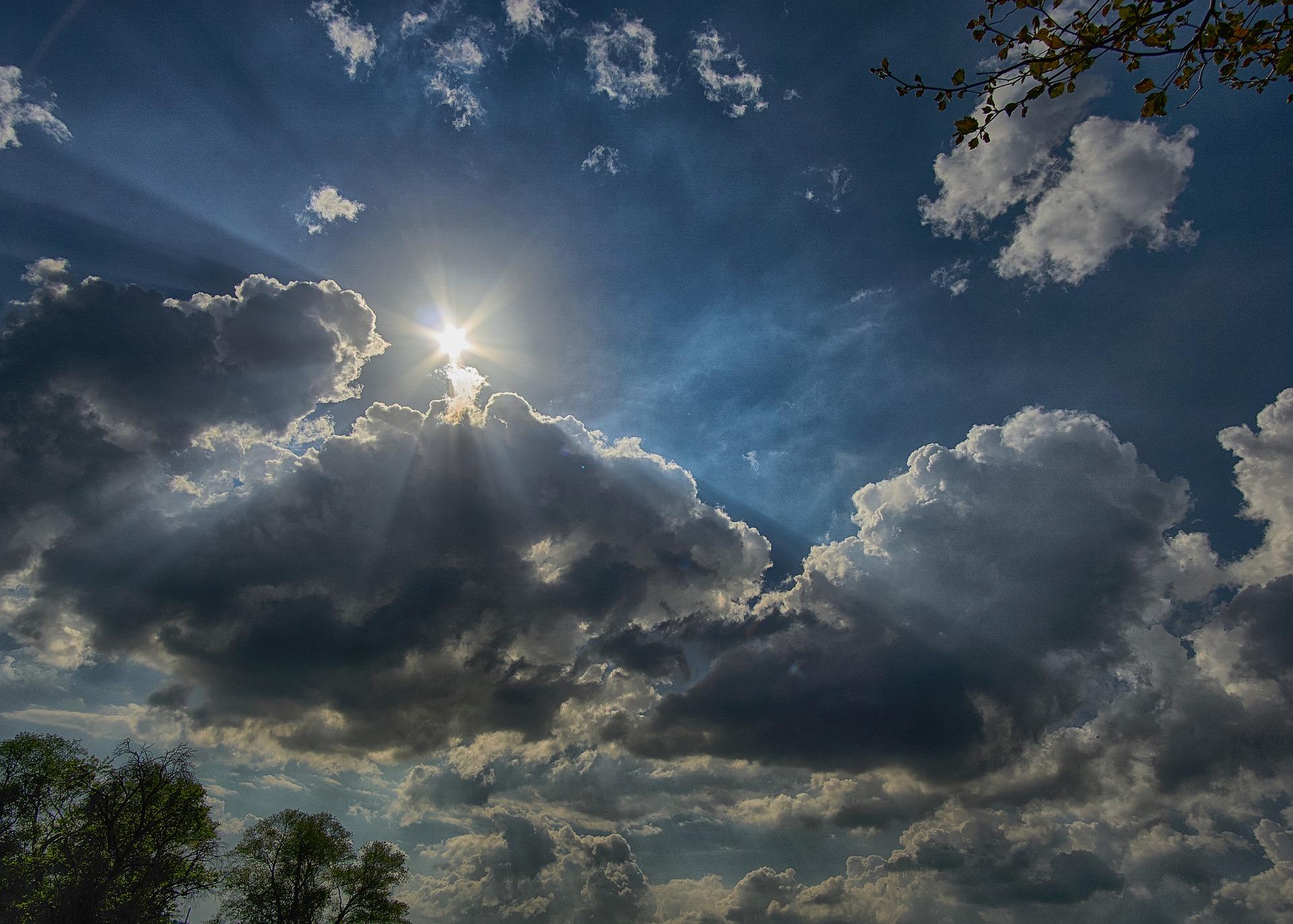 Sonnenwolken