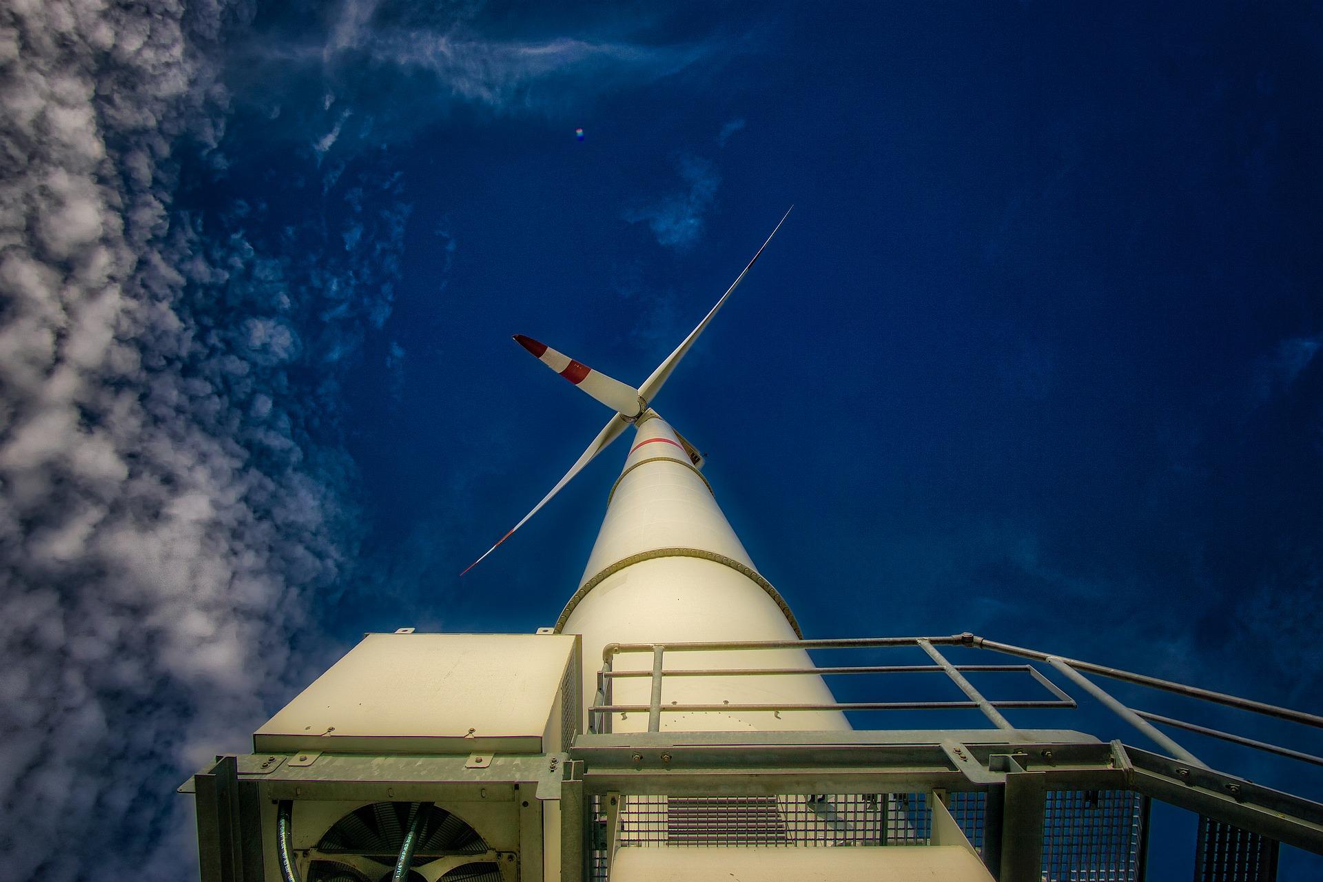 Windpark Bucha - Nordex N100/2500