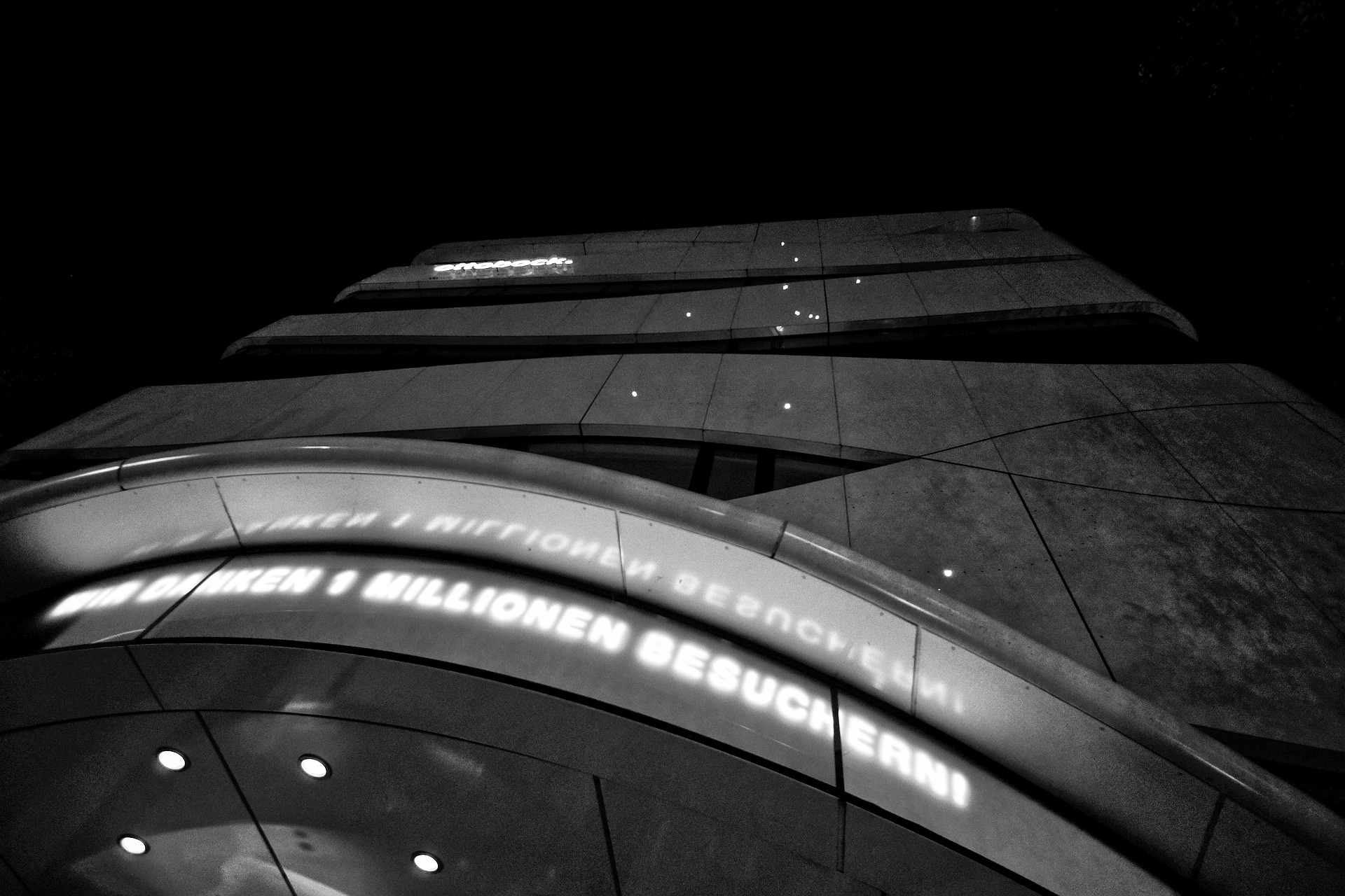 Berlin in Black - Ottobock Science Center Berlin