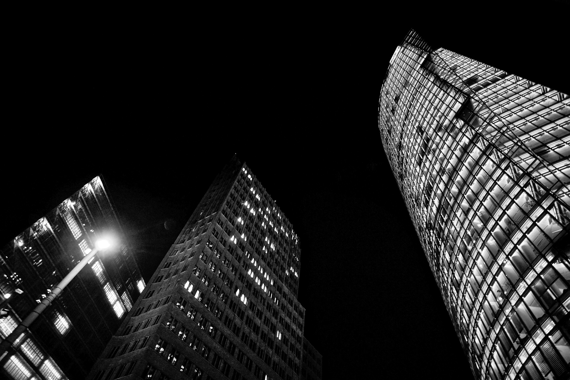 Berlin in Black - Potsdamer Platz